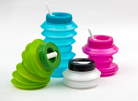 Ohyo Collapsible Bottles