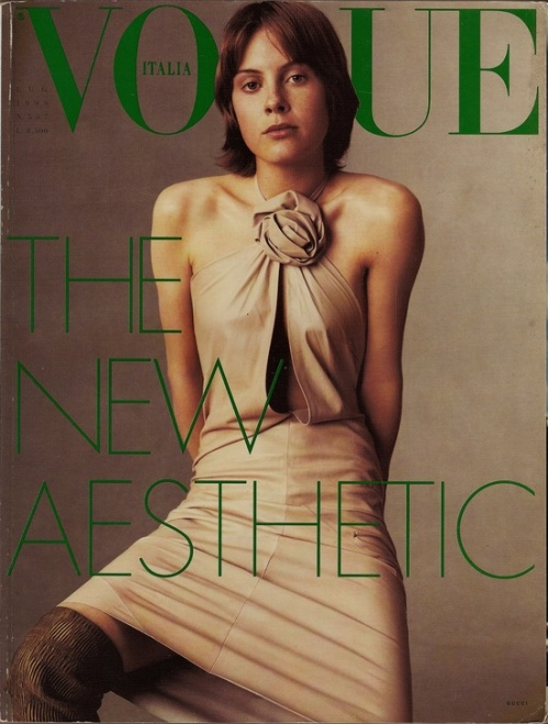 Vogue Italia The New Aesthetic
